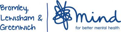 Bromley, Lewisham & Greenwich Mind logo